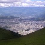 Ecuador Overlook
