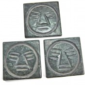 Serpentine Coasters (Set of 3)