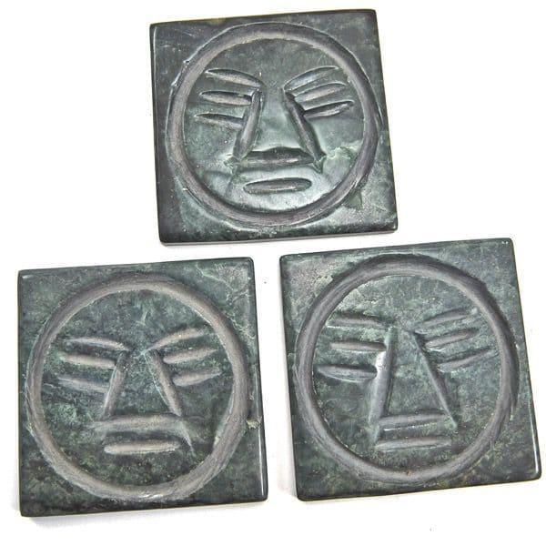 Serpentine Coasters (Set of 3)