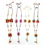 Flutter Necklace (Set of 4)