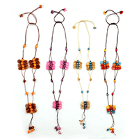 Flutter Necklace (Set of 4)
