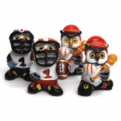 Owl Professional - Sports (Set of 4)
