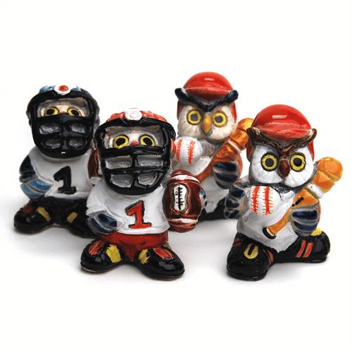Owl Professional - Sports (Set of 4)