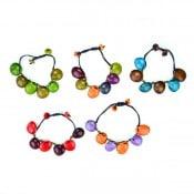 Foliage Bracelets (Set of 5)