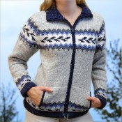 Adult Circular Sweater