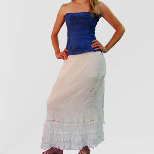 Adult Gauze Skirt
