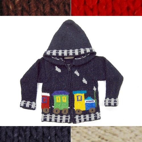 Choo Choo Sweater