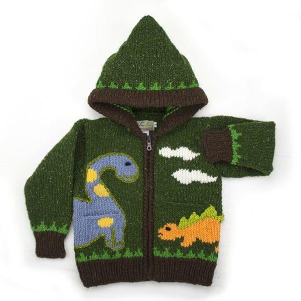 Jurassic Sweater