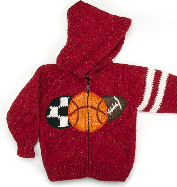 Sports Sweater