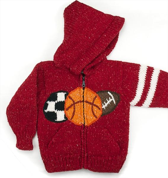 Sports Sweater