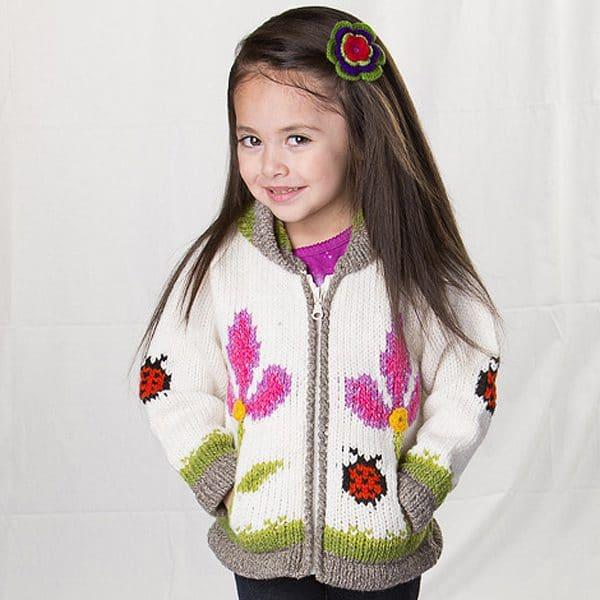 Ladybug Sweater