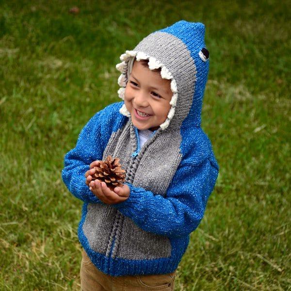 Kids Animal Sweater