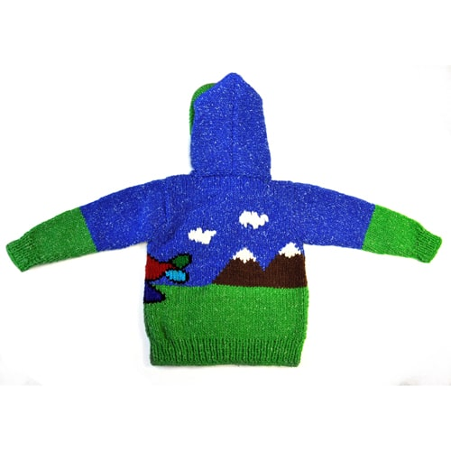 Airplane Sweater