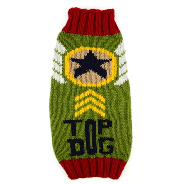 Dog Sweater - M