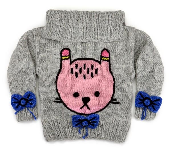 Dandy Bunny Sweater Set