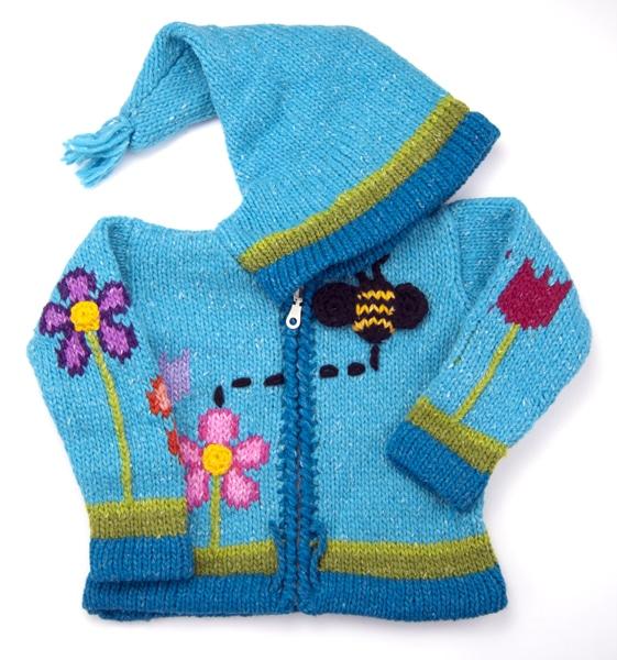 Bumblebee Sweater