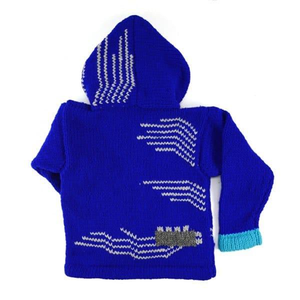 Robot Sweater