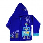 Robot Sweater