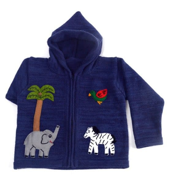 Safari Pals Sweater