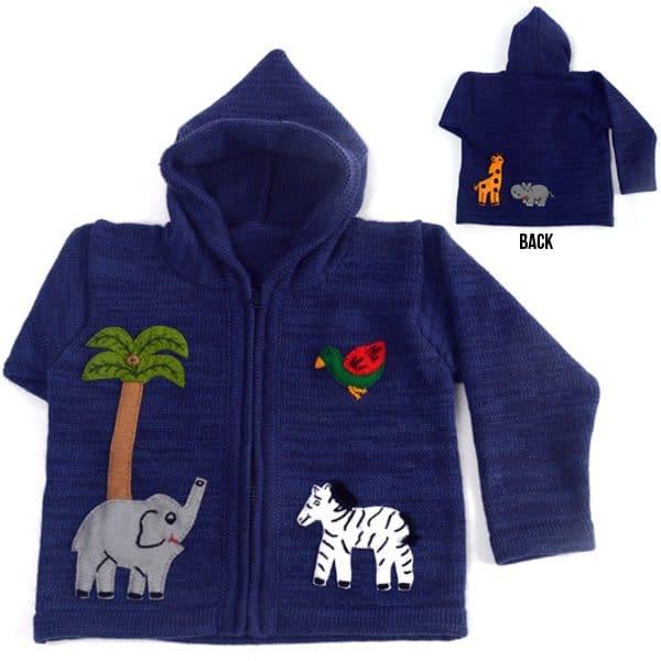Safari Pals Sweater