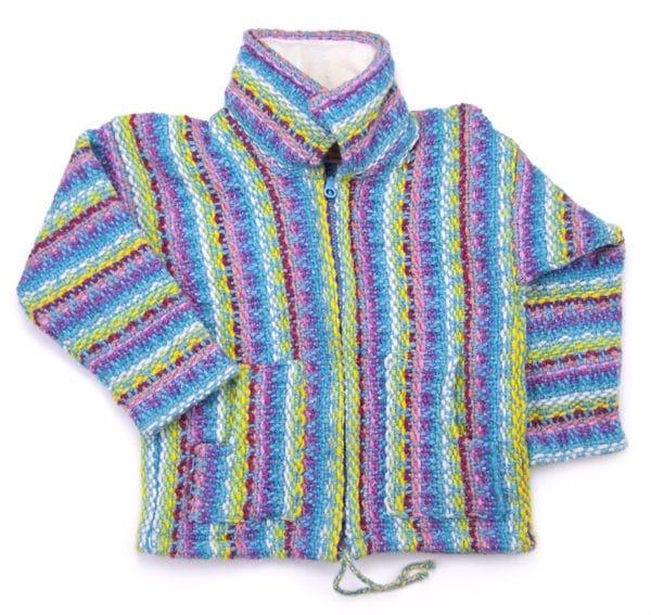 Waffle Weave Sweater