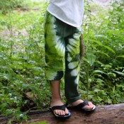 Kid's Tie Dyed Pants