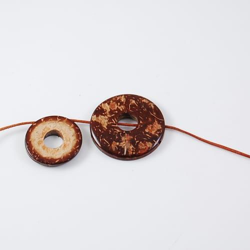 Coconut Disc - L
