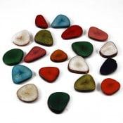 Thick Slice Beads