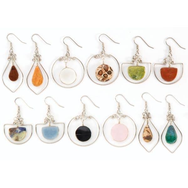 Enlightened Earrings