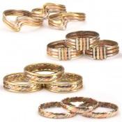 Three Metal Ring