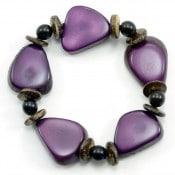 Achira Six Slice Bracelet