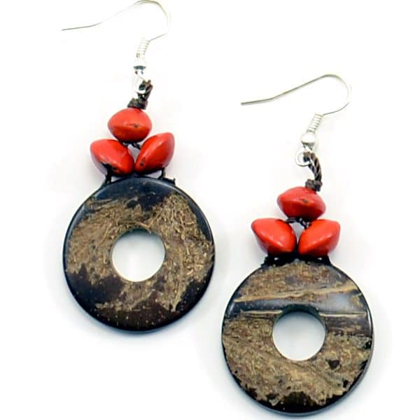 Chocho Coco Earrings
