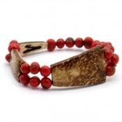 Acai Asymmetric Bracelet