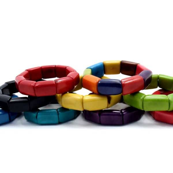 Cube Bracelet (Set of 6)