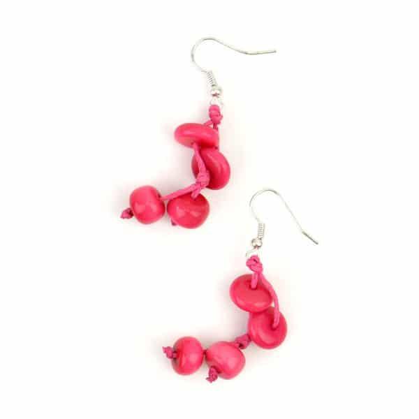 Double Strand Earrings
