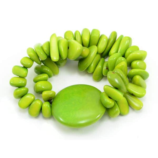 Tagua Smile Bracelet