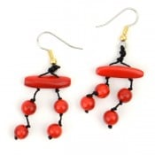 Daub Earrings