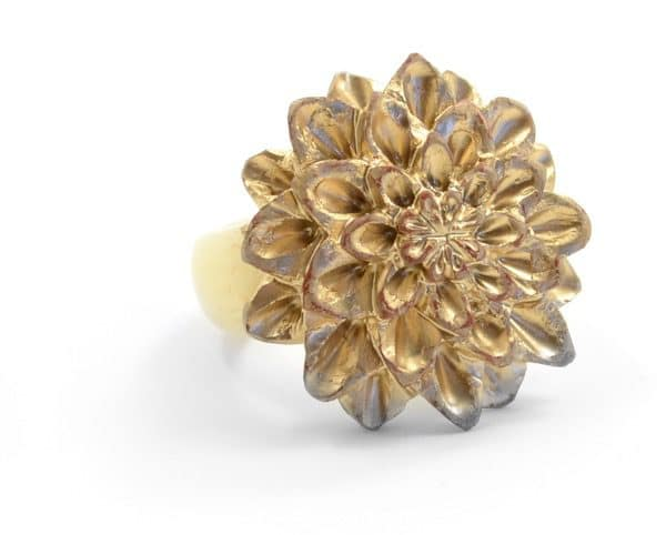 Chrysanthemum Ring