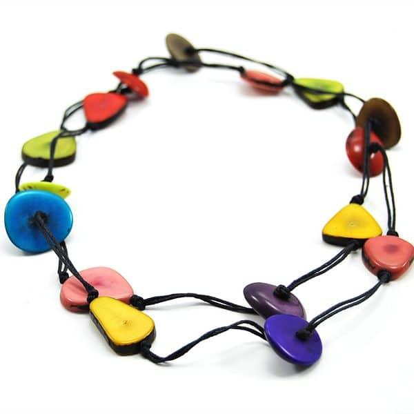 Lilypad Necklace