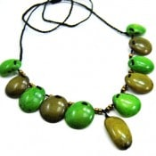 Foliage Necklace