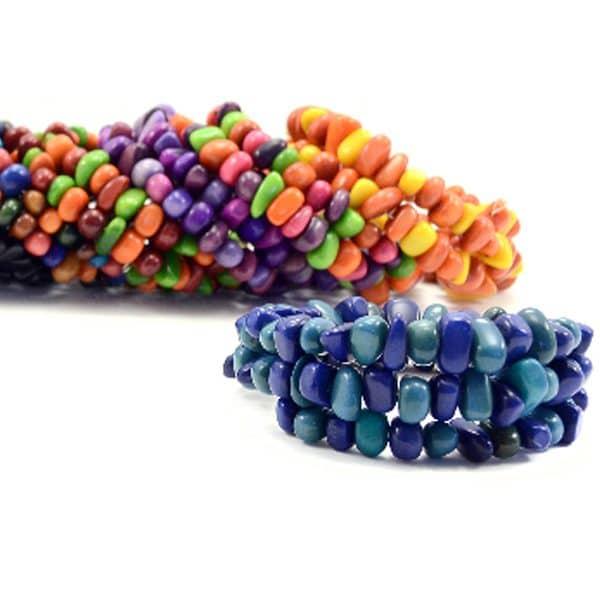 Rock Coil Bracelet