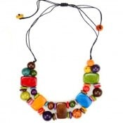 Multi Plaque Necklace