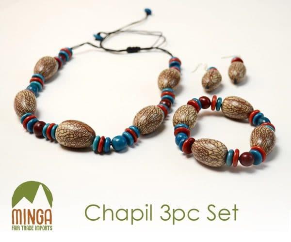 Tagua Chapil Set
