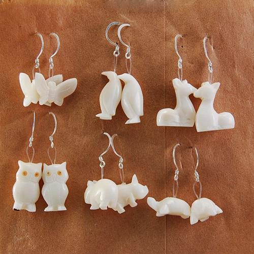 Animal Earrings