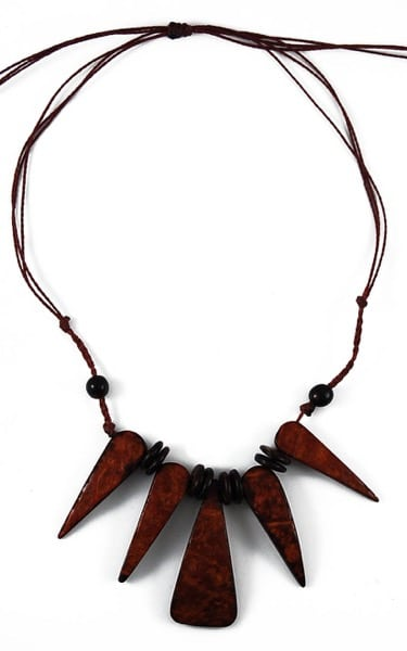 Coco Tooth Necklace