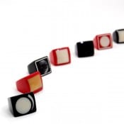 Reconstituted Tagua Ring