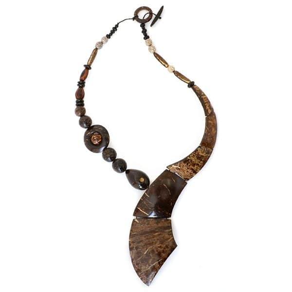 Coco Asymmetrical Necklace