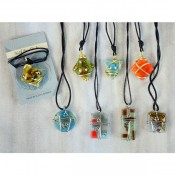 Art Glass Necklace