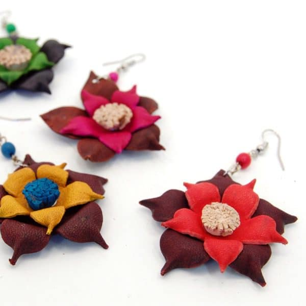 Wallflower Earrings
