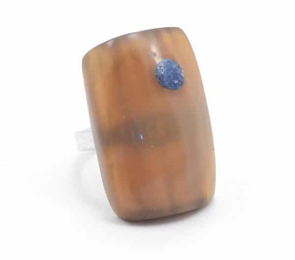 Horn Statement Ring